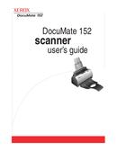 Xerox DocuMate 152 pagină 1