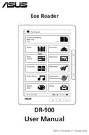 Asus Eee DR900 sivu 1