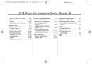 Pagina 2 del Chevrolet Avalanche (2012)
