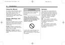 Pagina 4 del Chevrolet Equinox (2012)