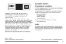 Pagina 3 del Chevrolet HHR Panel (2010)