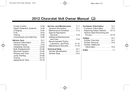 Pagina 2 del Chevrolet Volt (2012)