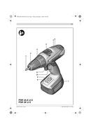 página del Bosch PSR 14,4 LI 3