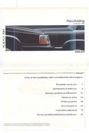 Volvo 760 (1989) Seite 1