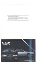 Volvo 760 GLE TDI (1983) Seite 1