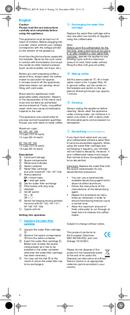 Braun AromaSelect KF 150  side 4