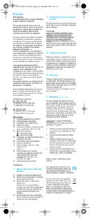 Braun AromaSelect KF 150  side 5