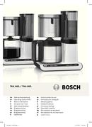Bosch TKA 8653 pagina 1
