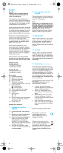Braun AromaSelect KFT 150  pagina 4