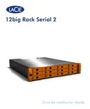 LaCie 12big Rack Serial 2 pagină 1