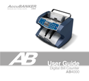 AccuBANKER AB4000MGUV page 1