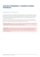 LaCie 5big Thunderbolt 2 pagina 4