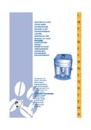 Página 1 do DeLonghi Magnifica ESAM 3200.S EX1
