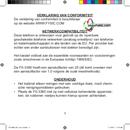 Pagina 3 del Fysic Big Button FX-3360