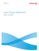 Xerox Phaser 4600DN page 1