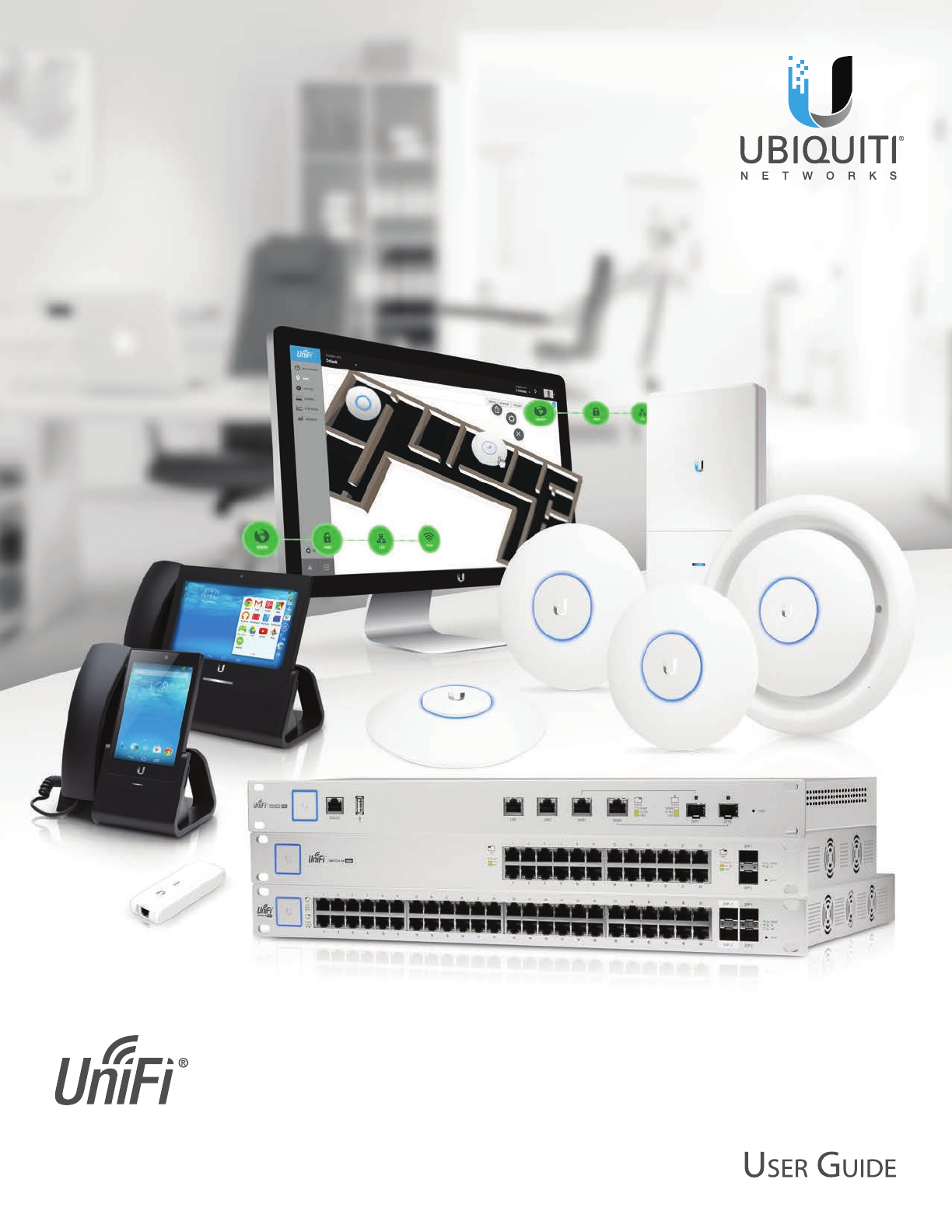 Ubiquiti Networks UniFi UAP manual