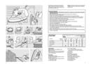 Braun Saphir-Jet PV 1505 pagina 2