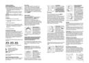 Braun Saphir-Jet PV 1505 pagina 3