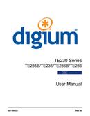 página del Digium 1TE235F 1