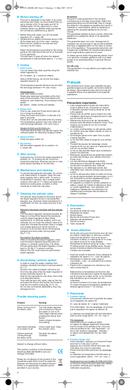 Braun EasyStyle SI 2040 pagina 4
