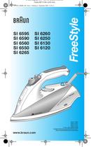 Braun FreeStyle SI 6250 pagina 1