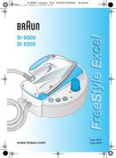 Braun FreeStyle Excel SI 9500 pagina 1