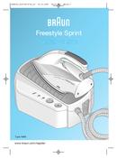 Braun FreeStyle Sprint SI 9710 pagina 1