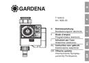 Gardena Watertimer T 1030 D page 1