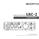 Zoom UAC-2 page 1