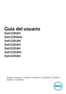 página del Dell E1916H 1