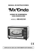 Mx Onda MX-HC2181 side 1