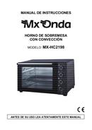 Mx Onda MX-HC2198 side 1