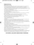 Tefal Pro Express Turbo GV8461 pagina 4