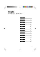 Krups FNC2 Bedienungsanleitung