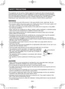 página del Sharp CV-P10PR 4