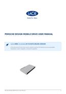 LaCie Porsche Design Mobile Drive pagina 1