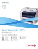 Xerox WorkCentre 6015NI page 1