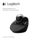 Logitech BCC950 side 1