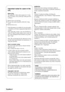 Yamaha BD-A1010 page 2