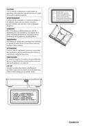 Yamaha BD-S1067 sivu 3