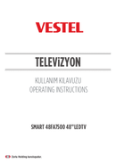 Vestel 48FA7500 sivu 1