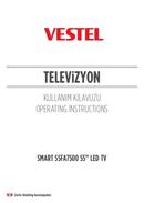 Vestel 55FA7500 sivu 1