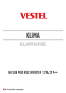 Vestel NATURE PLUS BUZZ INVERTER 24 sivu 1