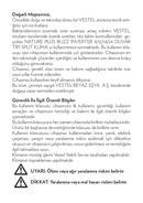 Vestel NATURE PLUS BUZZ INVERTER 18 sivu 3