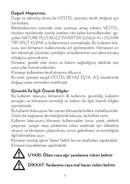 Vestel NATURE PLUS BUZZ INVERTER 12 sivu 3