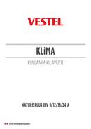 Vestel NATURE PLUS INVERTER 24 sivu 1