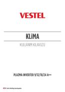 Vestel PLAZMA INVERTER 24 sivu 1