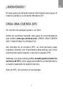 SPC GLEE Smartee Windows Tablet 8.9 side 3