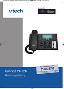 T-Mobile Concept PA 624i Seite 1