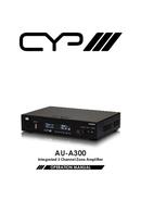 CYP AU-A300 pagina 1